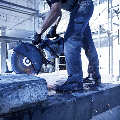 Grinding wheel for concrete -