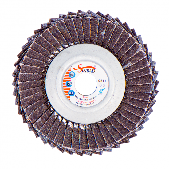 Tyrolit (Thailand) Co.,Ltd - Flexible flap disc